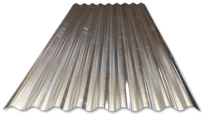 Rofo® Corrugated Zinc Sheet